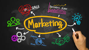 Marketing is all about branding our product